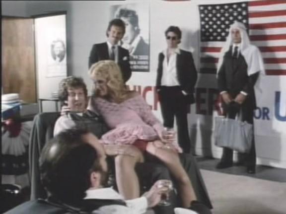 Public Affairs - classic porn movie - 1984