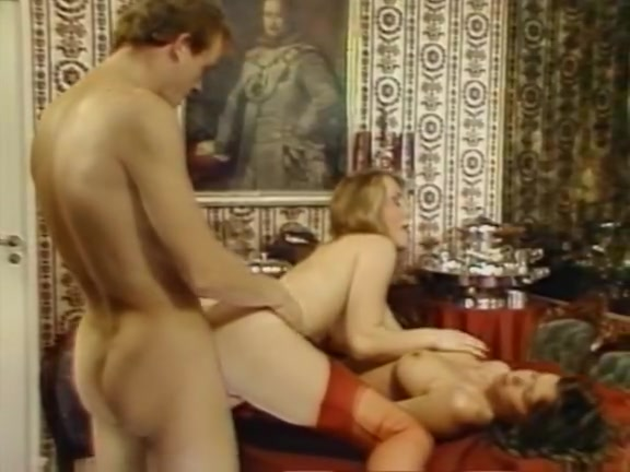 The Backdoor Club - classic porn film - year - 1985