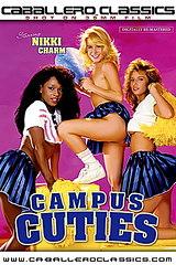 Campus Cuties - classic porn movie - 1985