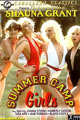 Summer Camp Girls - classic porn movie - 1983