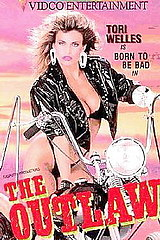 The Outlaw - classic porn film - year - 1989