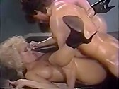 Jane Bond Meets the Man with the Golden Rod - classic porn movie - 1987