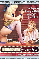Broadway Fanny Rose - classic porn film - year - 1987