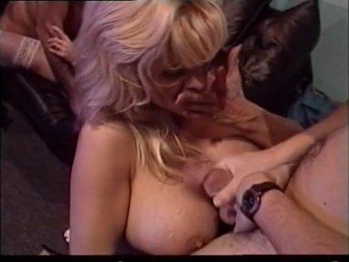 Breastman Back In Breastland - classic porn movie - 1994