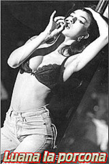 Luana la Porcona - classic porn film - year - 1992