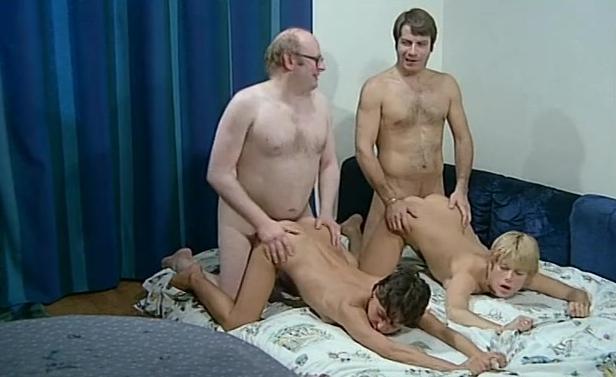 Couple Seeking Liberated Girl - classic porn movie - 1982