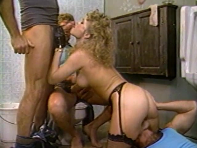 Porsche Lynn The Legend - classic porn film - year - 1987