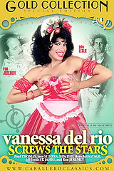 Vanessa Del Rio Screws The Stars - classic porn film - year - n/a
