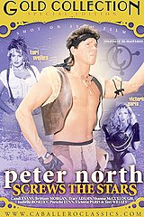 Peter North Screws The Stars - classic porn film - year - 1993