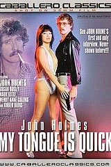 John Holmes My Tongue Is Quick - classic porn - 1971