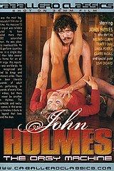 John Holmes The Orgy Machine - classic porn - 1972