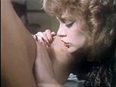 Classic Lesbians Screw The Stars - classic porn movie - 1990