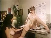 Classic Lesbians Screw The Stars - classic porn film - year - 1990
