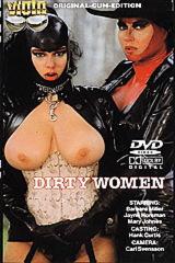 Dirty Women - classic porn - 1992