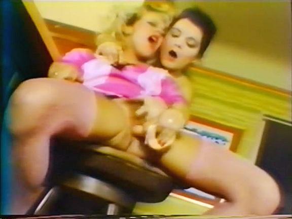 Cadeau De Noces - classic porn movie - 1984