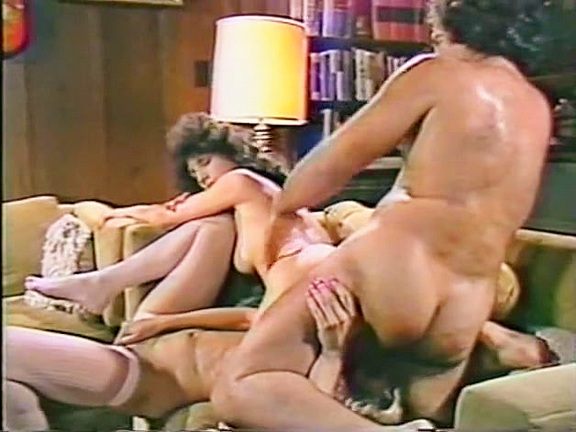 Backdoor summer - classic porn film - year - 1988
