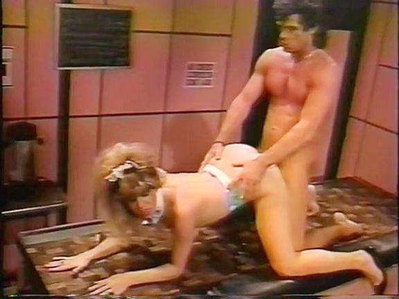 Back Seat Bush - classic porn film - year - 1992