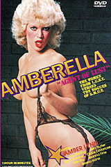 Amberella - Agent Of Lust - classic porn film - year - 1986