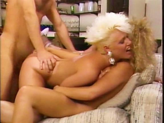 Amberella - Agent Of Lust - classic porn movie - 1986