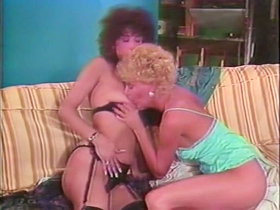 A Tasty Kind Of Love - classic porn movie - 1987