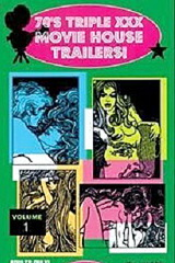 70's Triple XXX Movie House Trailers Volume 1 - classic porn - 1970