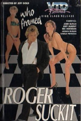Who Framed Roger Suckit - classic porn - 1989