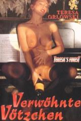 Verwohnte Votzchen - classic porn movie - 1995