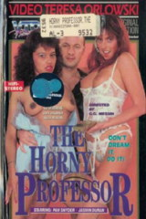 The Horny Professor - classic porn - 1990
