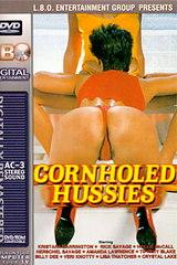 Cornholed Hussies - classic porn movie - 1986