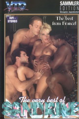 The Best Of Sandrine - classic porn - 1993