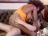 The Best Of Ebony Ayes - classic porn movie - 1990