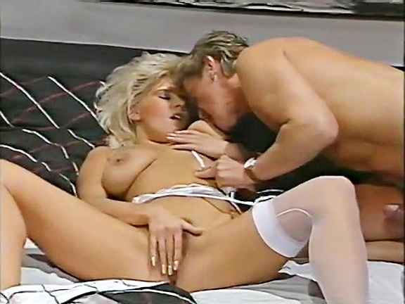 Stoss Mich Tiefer - classic porn movie - 1992
