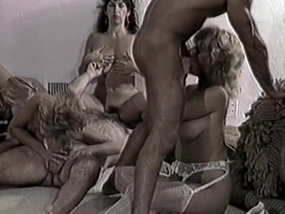 Palm Springs Girls - classic porn movie - 1985