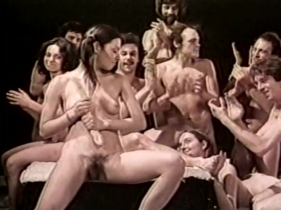 The Sex Team - classic porn film - year - 1977