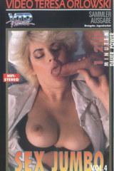 Sex Jumbo 4 - classic porn movie - 1991