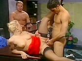 Sekretarinnen Report - classic porn movie - 1995
