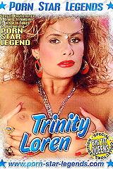 Porn Star Legends - Trinity Loren - classic porn movie - n/a