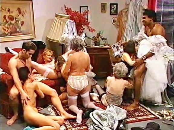 Oriental Dreams - classic porn film - year - 1994