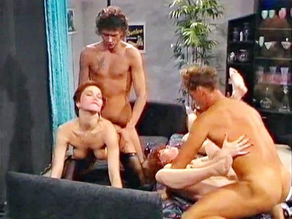 Stranger Salami - classic porn film - year - 1993