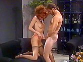 Christy canyon and Steve drake