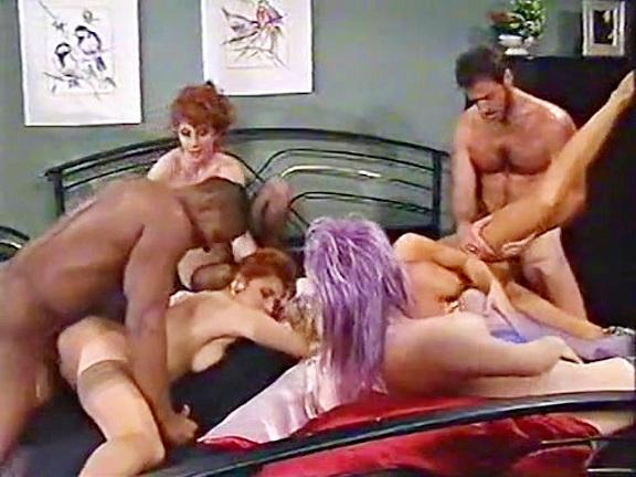 Lektionen Der Lust - classic porn movie - 1992