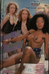 Jonny West Sex Reporter - classic porn - 1989