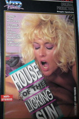 House Of The Licking Sun - classic porn - 1990