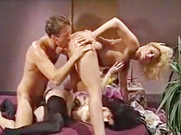 House Of The Licking Sun - classic porn movie - 1990