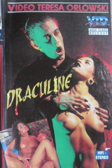 Draculine - classic porn - 1993