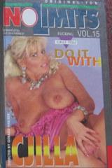 Do It With Cjilla - classic porn movie - 1991