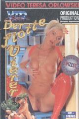 Der Flotte Vierer - classic porn movie - 1993