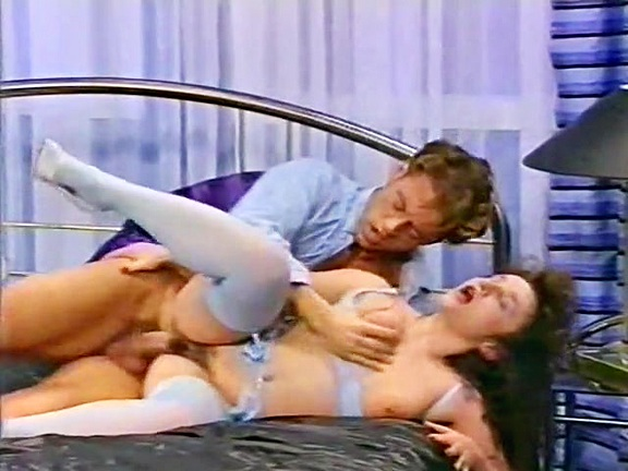 Cockoramic Injections - classic porn movie - 1989