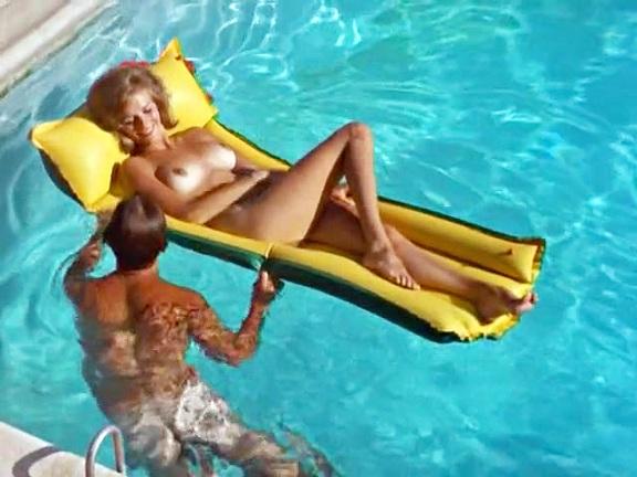 Blaze Starr Goes Nudist - classic porn film - year - n/a