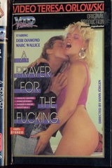 A Prayer For The Fucking - classic porn film - year - 1990